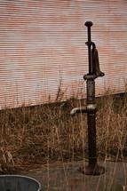 outdoor spigot