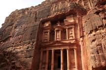 Petra Treasury Jordan