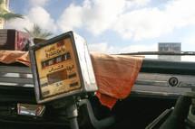 Egyptian taxi