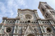 Basilica di Santa Maria del Fiore, Florence Italy.