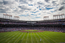 baseball stadium in Chicago