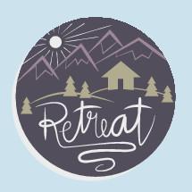 retreat badge