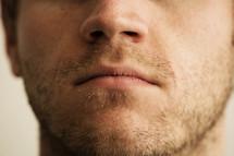 stoic lips