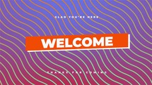Welcome, glad you are here, thanks for coming