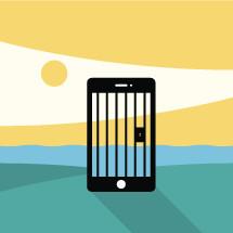 phone jail