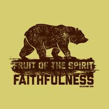 Fruit of the Spirit, Faithfulness, Galatians 5:22