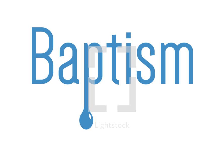 word Baptism