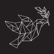 geometric dove