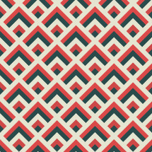 geometric pattern background.