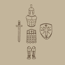 armor of God illusration