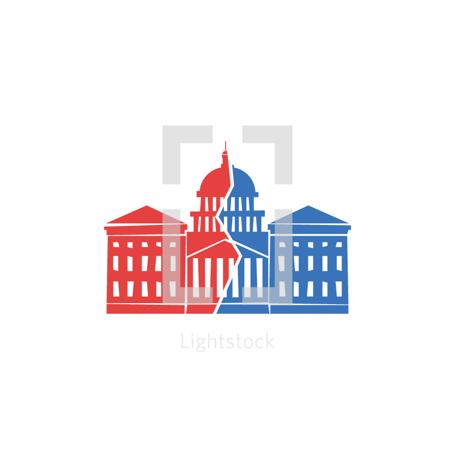 split capitol - governments - politics