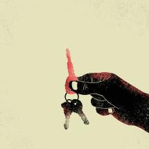 hand over the keys.