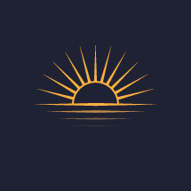 sunrise icon.