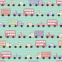 vehicles pattern