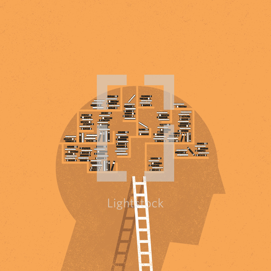knowledge concept.