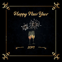 Happy New Years 2019