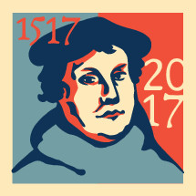 Martin Luther 1517 icon