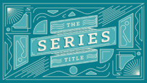 The series title