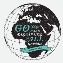 Go make disciples of all Nations, Matthew 28:19