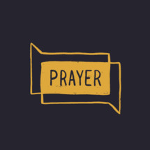 prayer bubble