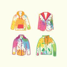 Joseph's colored coat