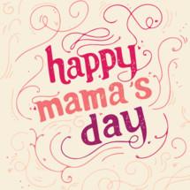 Happy Mama's day