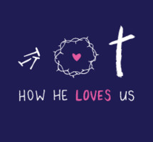 How he Love us