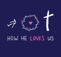 How he Love us