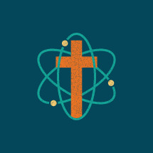 Science and Religion concept.