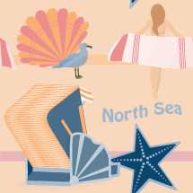 North Sea pattern