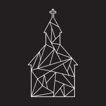geometric church icon