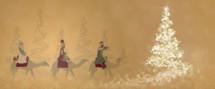 three kings at Christmas