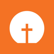 cross at sunrise icon