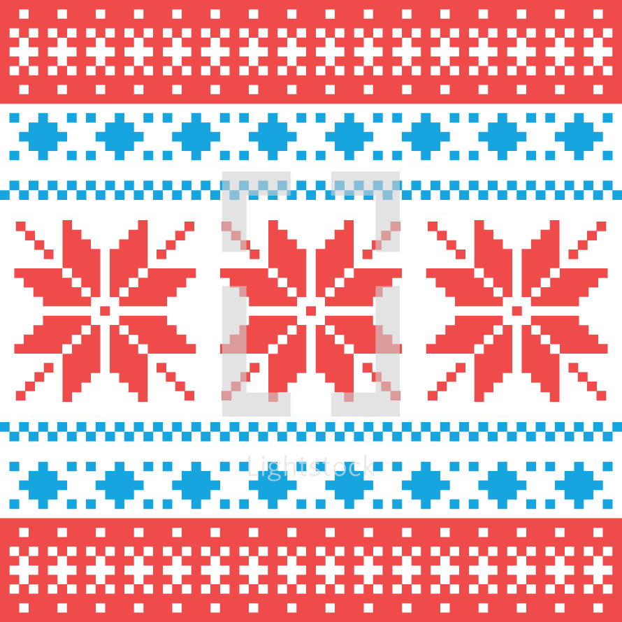 Christmas sweater background