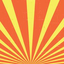Sunlight starburst