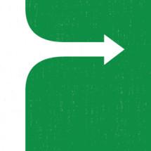 arrow moving forward