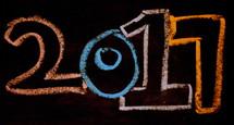 2017 in chalk