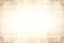 Background of swirling, abstract lights.