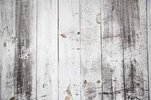 weathered white washed boards background.