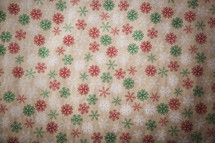 Christmas wrapping paper background.