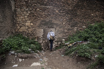 exploring Harar Africa