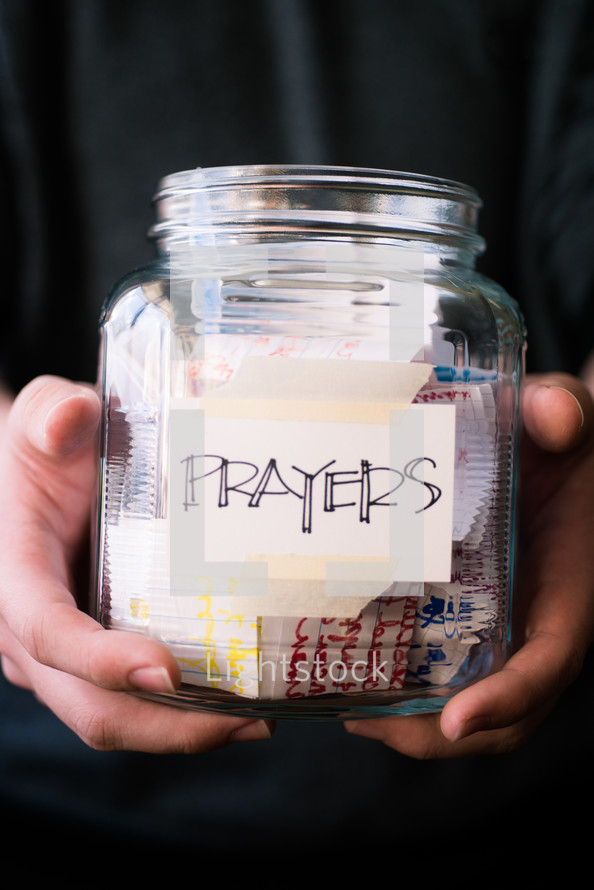 prayer jar