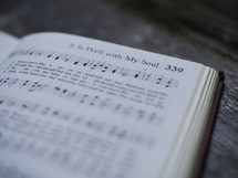 It is well with my soul, sheet music, hymnal, song, worship music
