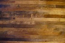 Wooden flooring slats