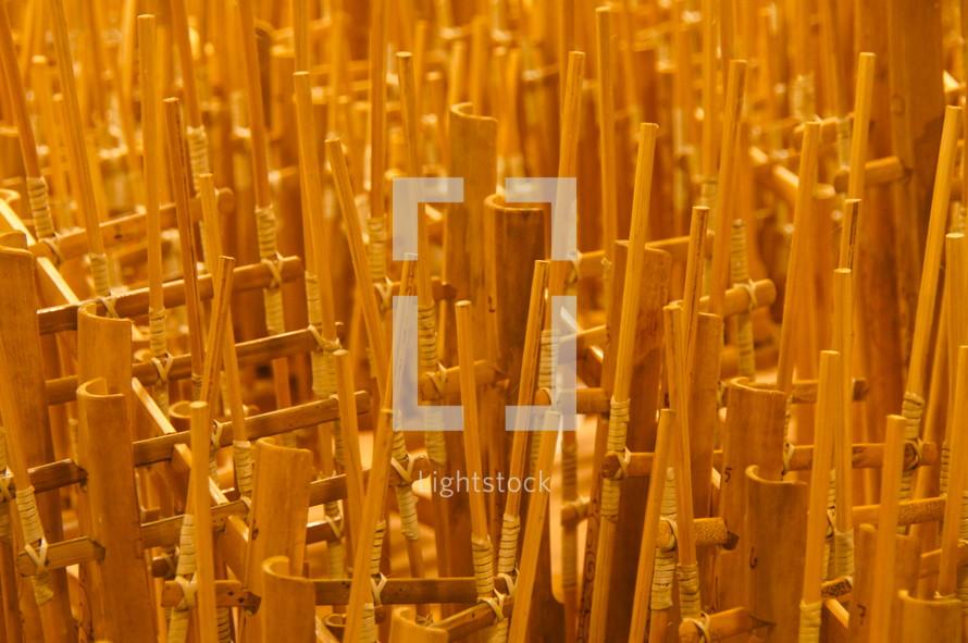basket weaving texture