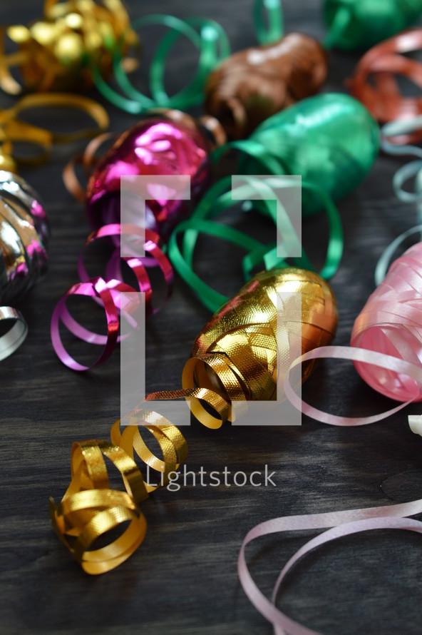 gift wrap ribbon