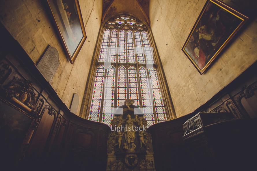 grand window
