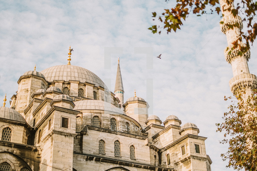Mosque in Turkey.