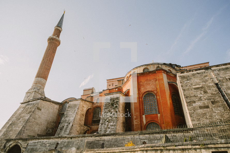 Mosque in Turkey.