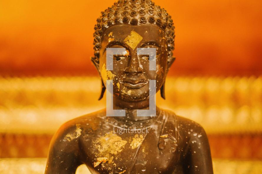 Buddha figure